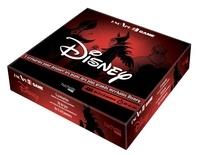 Hachette - Escape Game Disney - 5 scénarios pour déjouer les plans des plus grands méchants Disney.