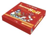 Nicolas Bonnefoy et Nathalie Eyraud - Escape game Sauvons Noël - Délivrez le Père Noël pour sauver la fête !.
