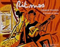 Maria Ciprut et Lucien Ghariani - Espagnol 1e - 3 CD pour la classe.