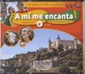 Anthony Straub - Espagnol 4e LV2 A1/A2 A mi me encanta!. 1 DVD + 2 CD audio