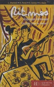 Espagnol Tle Ritmos - 3 cassettes audio pour la classe.pdf
