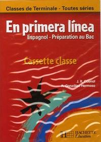 Jean-Rémy Cuenot et A Gonzales Hermoso - Espagnol Tle - 1 Cassette audio classe.