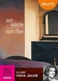 Laura Kasischke - Esprit d'hiver. 1 CD audio MP3