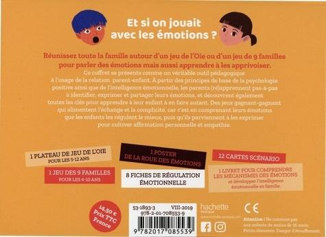 Et si on jouait avec les émotions ?. Une série de jeux pour découvrir et apprivoiser les émotions en famille