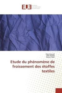 Etude du phénomène de froissement des étoffes textiles.pdf