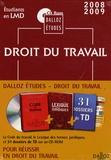 Dalloz-Sirey - Etudes Droit du travail - CD-ROM.