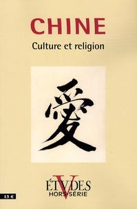 Jean Lefeuvre et Michel Masson - Etudes Hors-série : Chine - Culture et religion.