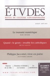 François Euvé - Etudes N° 4207, juillet-aoû : .