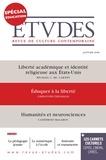 François Euvé - Etudes N° 4245, janvier 201 : Spécial éducation.