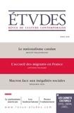 François Euvé - Etudes N°4248, avril 2018 : .