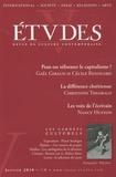 Gaël Giraud et Cécile Renouard - Etudes Tome 412, N° 1 (4121 : .