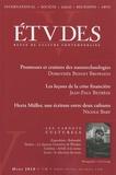 Dorothée Benoit Browaeys et Jean-Paul Betbèze - Etudes Tome 412 N° 3 (4123) : .