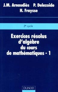H Fraysse et Jean-Marie Arnaudiès - .