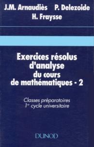 Pierre Delezoide et Jean-Marie Arnaudiès - .