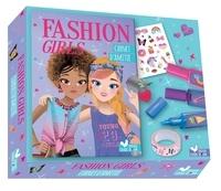 Marie-Rose Boisson - Fashion Girls - Carnet d'amitié.