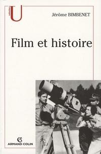 Jérôme Bimbenet - Film et histoire.