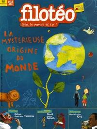 Bruno Frappat - Filotéo N° 177, Février-Mars : La mystérieuse origine du monde.