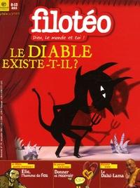 Bruno Frappat - Filotéo N° 179, Juin-Juillet : Le Diable existe-t-il ?.