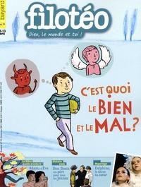 Bruno Frappat - Filotéo N° 195, Février-mars : C'est quoi le bien et le mal ?.