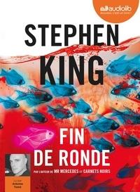 Stephen King - Fin de ronde. 2 CD audio MP3
