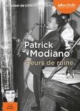 Patrick Modiano - Fleurs de ruine. 1 CD audio MP3