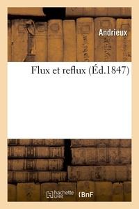 Andrieux - Flux et reflux.