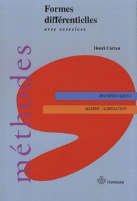 Henri Cartan - Formes différentielles - Eléments de calcul des variations.