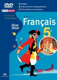 Hélène Potelet - Français 5e Rives bleues - DVD vidéo.