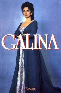 Galina Vichnevskaïa - Galina - Histoire russe.