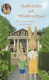 Anne-Sophie Saliba et Alicia Pansardi - Galurin et Mélusine Tome 2 : Galurin et Mélusine sont convoqués au tribunal.