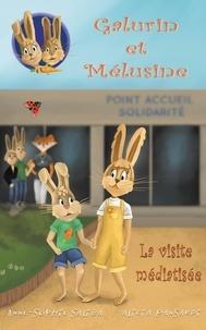 Anne-Sophie Saliba et Alicia Pansardi - Galurin et Mélusine Tome 5 : La visite médiatisée.
