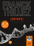 Franck Thilliez - Gataca. 2 CD audio MP3