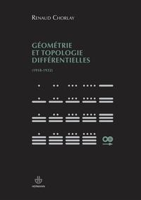 Géométrie et topologie différentielles (1918-1932).pdf