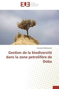 Gestion de la biodiversité dans la zone pétrolifère de Doba.pdf