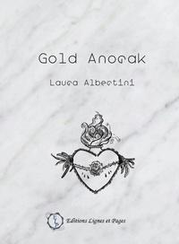 Laura Albertini - Gold Anorak.