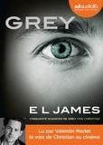 E-L James - Grey - Cinquante nuances de Grey par Christian. 2 CD audio MP3