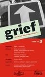 Olivier Cayla - Grief N° 3/2016 : .