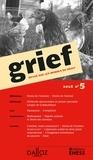 Olivier Cayla et Rainer Maria Kiesow - Grief N° 5/2018 : .