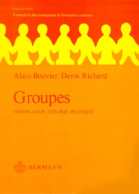 Denis Richard et Alain Bouvier - .