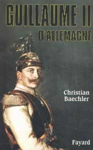 Christian Baechler - .