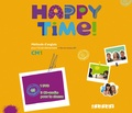 Hélène Herviou et Corinne Marchois - Happy Time! CM1. 1 DVD + 3 CD audio