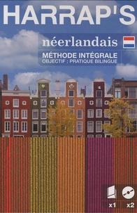 Gerdi Quist et Dennis Strik - Harrap's néerlandais - Méthode intégrale. 2 CD audio