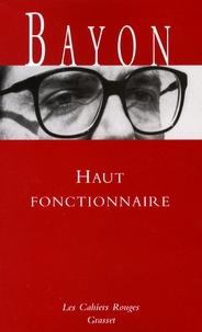 Bayon - Haut fonctionnaire.