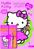 Hachette - Hello Kitty - Jeux, tests et quiz !.