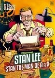 Sébastien Célimon - Héros Hors-série : Stan Lee - Stan the man de A à X.