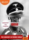 Laurent Binet - HHhh. 1 CD audio