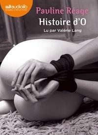 Pauline Réage - Histoire d'O. 1 CD audio MP3