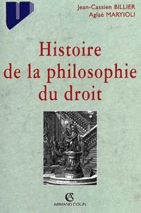 Aglaé Maryioli et Jean-Cassien Billier - .