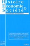 Chantal Amman-Doubliez et Janine Fayard-Duchêne - Histoire, Economie & Société N° 3 / 2003, 3e trim : .