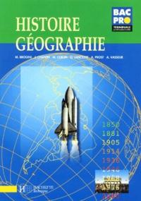 Ucareoutplacement.be Histoire Géographie Bac Pro Tle Image